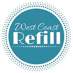 West Coast Refill Logo