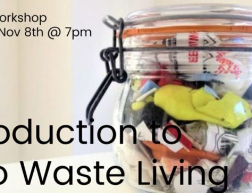 Introduction to Zero Waste Living